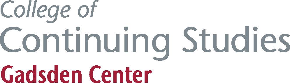 Learn, Train, Live - Gadsden Center